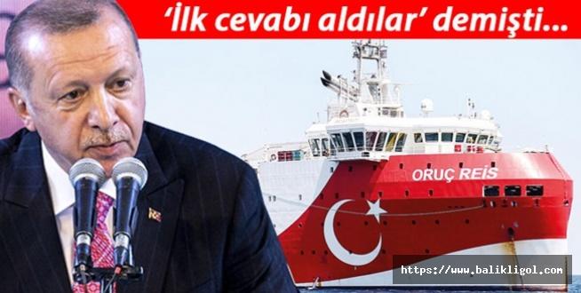Erdoğan Uyarmıştı! Sosyal Medyada Konuşulan Kemalreis Detayı...