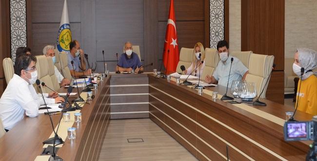 Harran Üniversitesi Hastanesine personel alımı sözlü sınavı yapıldı