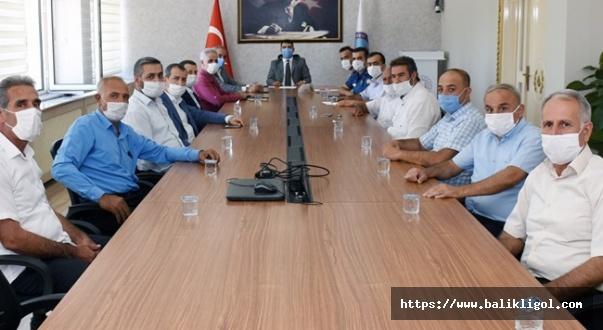 Hilvan'da Kaymakam'da Belediye Başkanına Kadar Herkes İmzaladı
