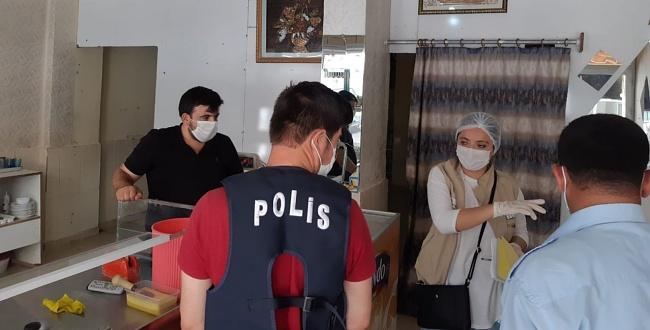 İşte Urfa'da maske takmayan kişilere verilen ceza