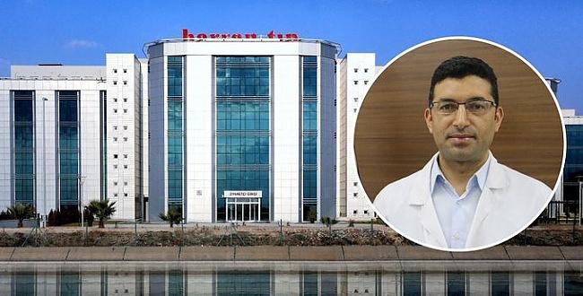 Harran Üniversitesi Hastanesi Başhekimi görevinden istifa etti