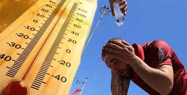 Meteoroloji, sıcaklık artışına karşı Şanlıurfa'ya uyarı