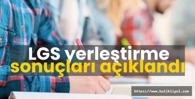 Milyonlarca Öğrencinin Merakla Beklediği LGS Sonuçları Açıkladı