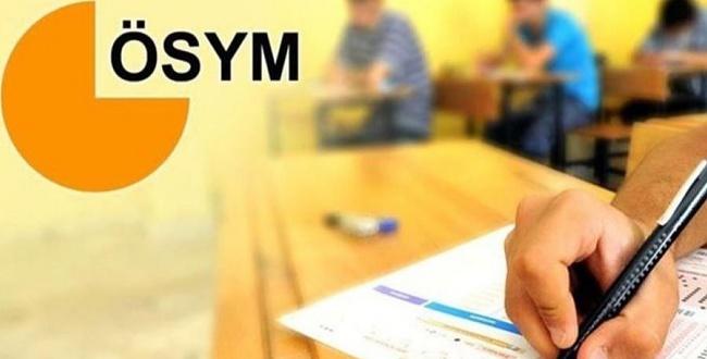 Şanlıurfa'da öğrenciler DGS sınavında ter döktü