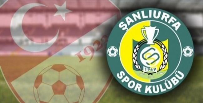 TFF Şanlıurfaspor'un 3 puan silme cezası verdi