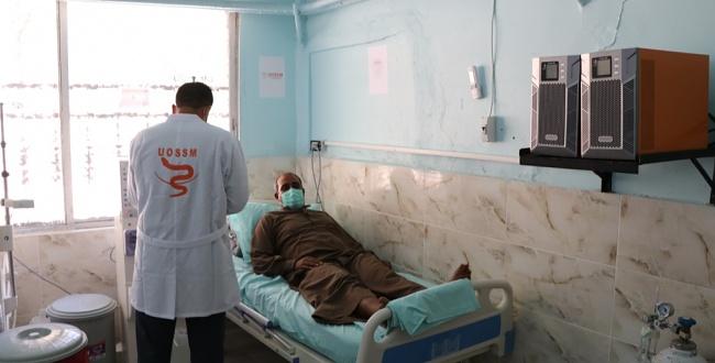 Türkiye Öncülüğünde Tel Abyad'da Fizik Tedavi ve Diyaliz Hizmeti Başladı