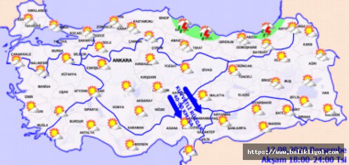 Urfa'da Bugün Sıcaklık Kaç Derece? Meteorolojiden Kuvvetli Rüzgar Uyarısı!