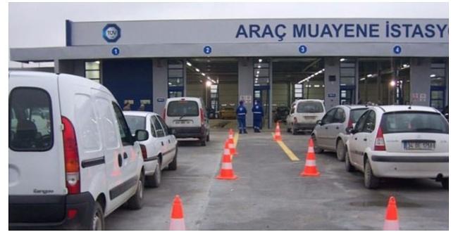 Urfa'da muayene istasyonu ihtiyaca cevap veremiyor