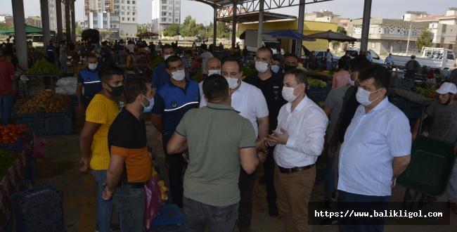 Urfa'da Binlerce İş Yerine Baskın Yapıldı