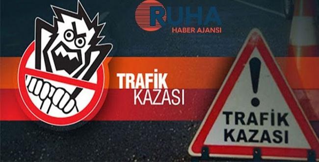 Viranşehir'de otomobilin çarptığı motosiklet sürücüsü öldü