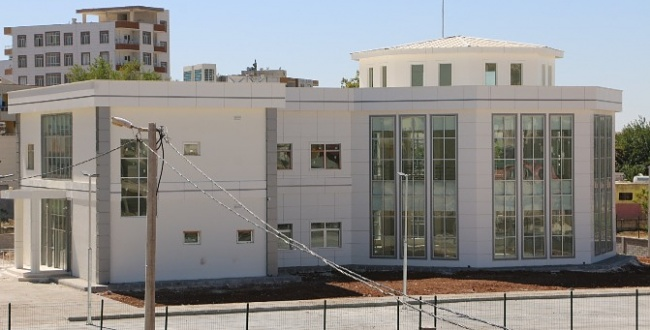 Şanlıurfa Büyükşehir, Hilvan Kütüphanesini tamamladı