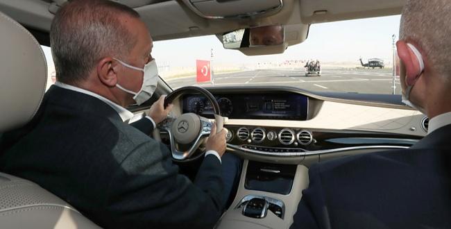 Cumhurbaşkanı Recep Tayyip Erdoğan, Ankara-Niğde Otoyolunu açtı