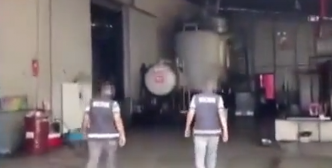 Akaryakıt kaçakçılarına yönelik operasyon: 8 kişi tutuklandı