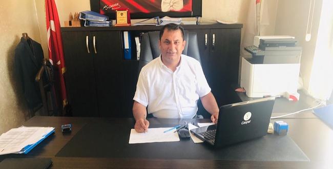 Akçakale İlçe Tarım Müdürü İbrahim Yıldız Oldu