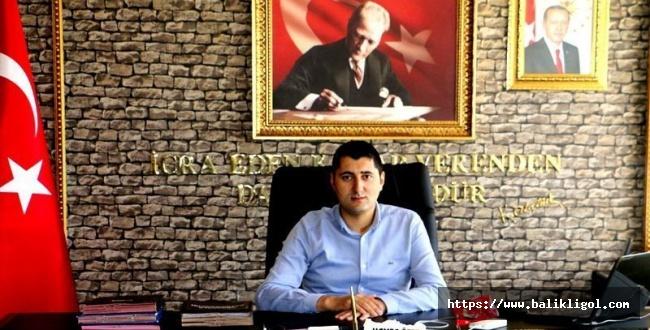 Akçakale Kaymakamı Hamza Özer, FETÖ Soruşturması Nedeniyle Görevden Alındı İddası