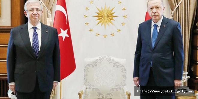 Herkes Merak Ediyordu! Erdoğan İle Mansur Yavaş ne konuştular? İşte ayrıntılar