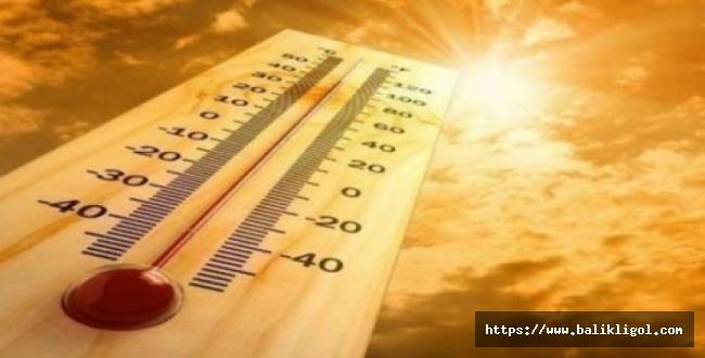 Meteoroloji Uyardı! Sıcaklıklar Artıyor