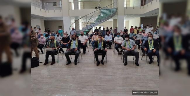 Sahipsiz kalan Urfaspor'a Emin Yetim sahip çıktı