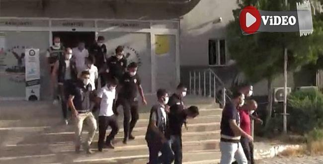 Sahte polis, asker, savcılar yakalandı