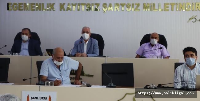Şanlıurfa Büyükşehir Belediyesi Meclisi Eylül Ayı Birleşimleri Başladı