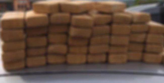 Şanlıurfa'da 12 milyon tutarında eroin ele geçirildi