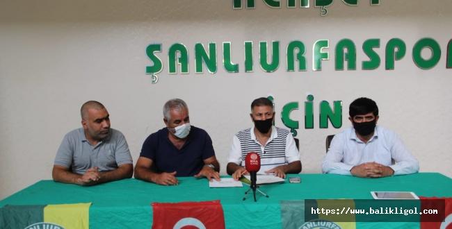 Toplandığı Gibi Dağıldılar! Urfaspor'a Sahip Çıkan olmadı