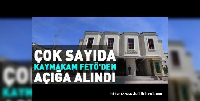 Urfa'da 2 Kaymakam FETÖ'den Açığa Alındı