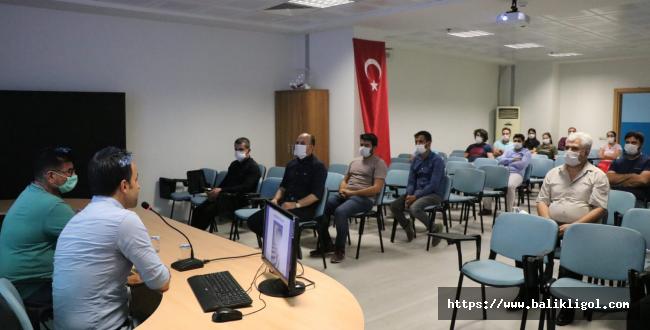 Yeşilay Urfa'da Gençlere Bağımlılık Eğitimi Verdi