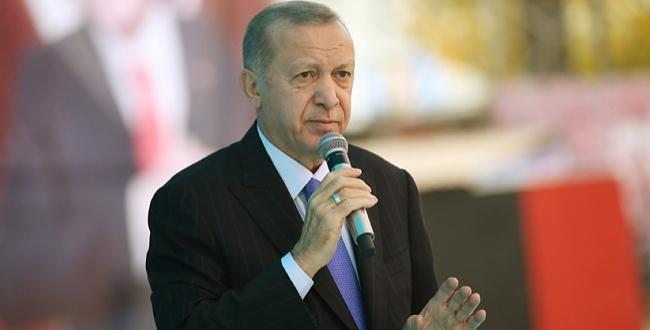 Erdoğan: İzmirli kardeşlerim için yeni konut yapacağız