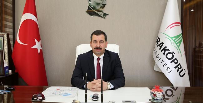 Belediye Başkanı Metin Baydilli 21 Ekim Dünya Gazeteciler günü mesajı