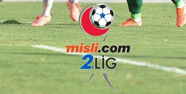 2.Lig Beyaz Grup'ta haftanın sonuçları, puan durumu ve 8.haftanın programı