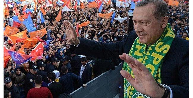 Cumhurbaşkanı Recep Tayyip Erdoğan Şanlıurfa'ya geliyor!