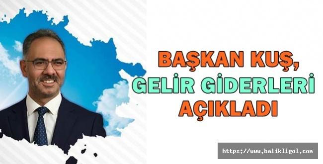 Eyyübiye Belediyesinin Aylık Gideri ve Borcu Ne Kadar? Başkan Kuş Açıkladı..