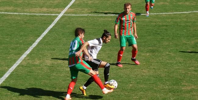 Karaköprü Belediyespor Bayrampaşaspor 0 - 7