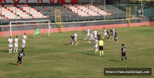 Karaköprü Belediyespor 1 - 0 Alanya Kestelspor
