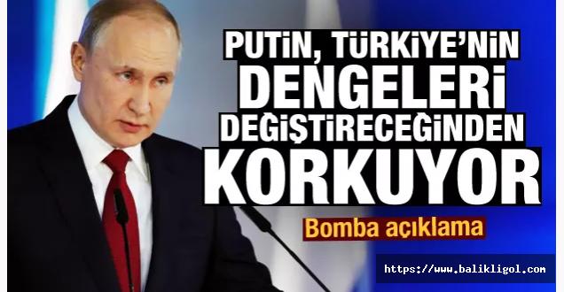 Putin neden Türkiye'yi masada istemediği ortaya çıktı