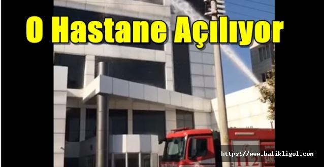 Sağlık İl Müdürü Açıkladı! Urfa'da Pandemiye Dönüşen Hastane Açılıyor