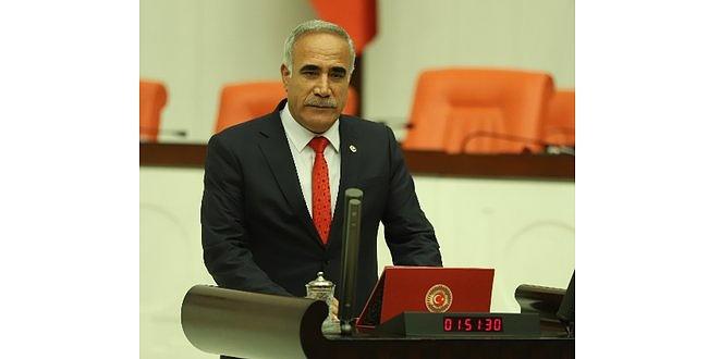 Şanlıurfa milletvekili Aziz Aydınlık koronavirüse yakalandı