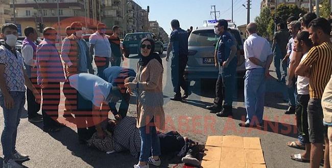 Şanlıurfa'da seyir halindeki araca silahlı saldırı