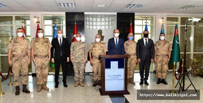 Son Dakika Gelişmesi: Jandarma Genel Komutanı Arif Çetin Urfa'da