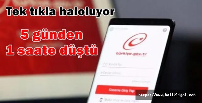 Türkiye'de dijitalleşme ile birlikte hayattaki kolaylıkta artıyor