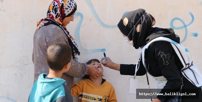 Türkiye Resulayn ve Telabyad'da Çocukları İçin Köy Yoluna Düştü