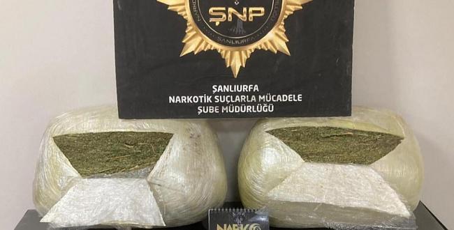 Urfa'da uyuşturucu satıcılarına operasyon: 11 gözaltı