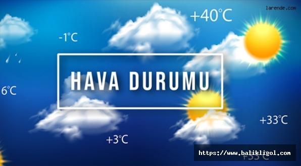 Urfa'da hava bugün nasıl olacak? 07 Ekim 2020 Çarşamba