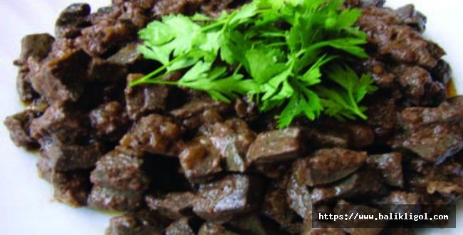 Urfa Mutfağı tarifleriyle ciğer kavurması