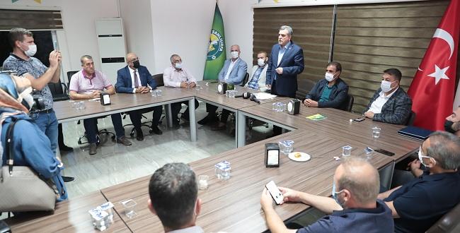 Urfaspor Başkanı Emin Yetim: Asıl Mimar Başkan Beyazgül'dür