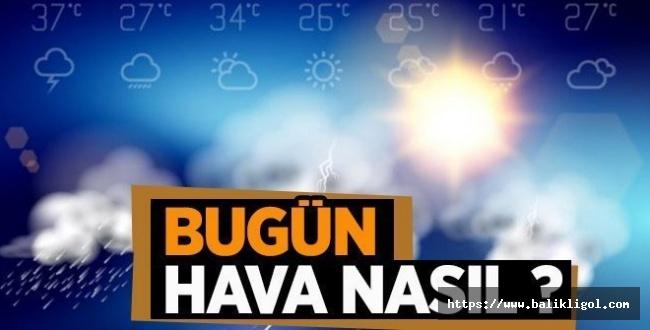 Yurtta Hava Durumu: Sıcaklık mevsim normallerinin üzerinde (17 Ekim 2020)