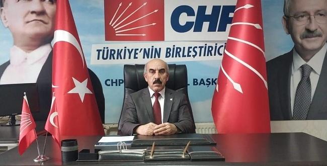 CHP İl Başkanı Hayrettin Cidir: Hastaneler Yetersiz Kalıyor