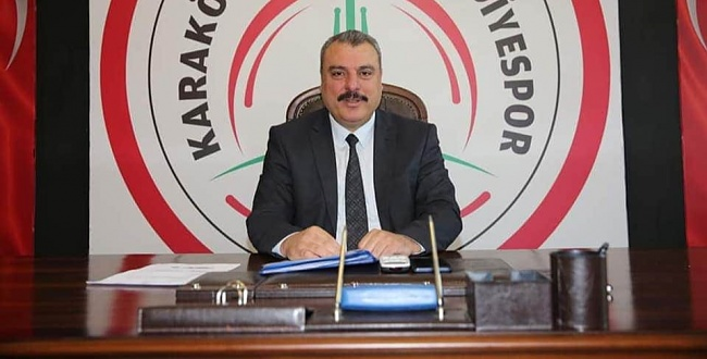 Başkan Kayral'dan, Akif İnan Hastanesi Başhekimi Ahmet Kaya'ya teşekkür