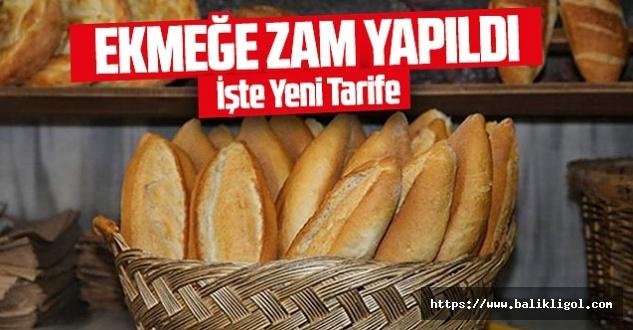Fakirin Ekmeği Azaldı! Urfa'da Ekmeğe Zam Geldi